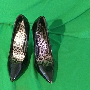 Joey sz 10M black high heels